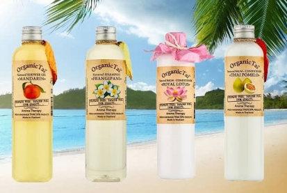 На рынке натуральной косметики появился новый бренд - Organic Tai