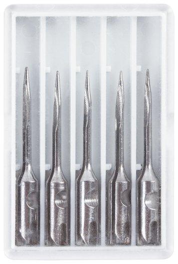 Иглы для пистолета-маркиратора, тонкие, комплект 5 шт., BRAUBERG  Brauberg