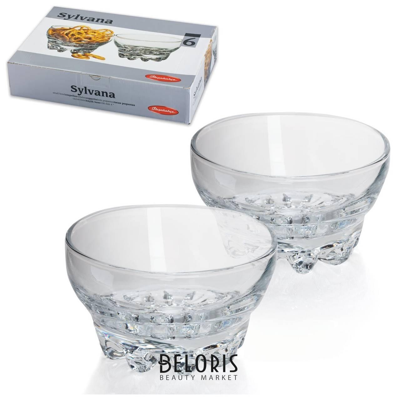 Набор салатников/креманок Sylvana, 300 мл, стекло, PASABAHCE Pasabahce