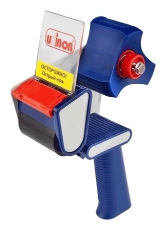 Диспенсер для клейкой упаковочной ленты UNIBOB, для ленты шириной 50 мм   Unibob