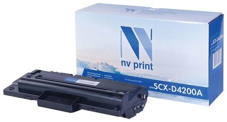 Картридж лазерный Nv Print (Nv-scx-d4200a) для Samsung Scx-4200/4220, ресурс 2500 стр. Nv print