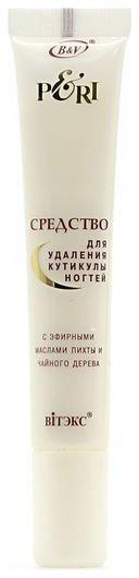 Средство для удаления кутикулы с эфирными маслами пихты и чайного дерева  Белита - Витекс