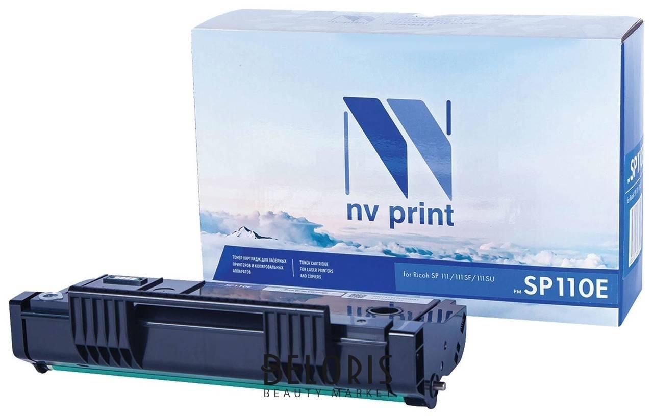 Картридж лазерный Nv Print (Nv-sp110e) для Ricoh Sp-111/111sf/111su, ресурс 2000 стр. Nv print