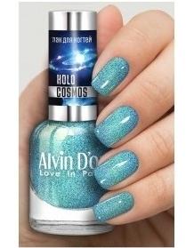 Лак для ногтей Holo Cosmos Alvin D'or