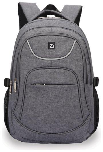 Рюкзак BRAUBERG для старших классов/студентов/молодежи, Осень, 30 литров, 46х34х18 см Brauberg
