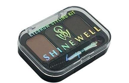Набор для моделирования бровей  Shinewell