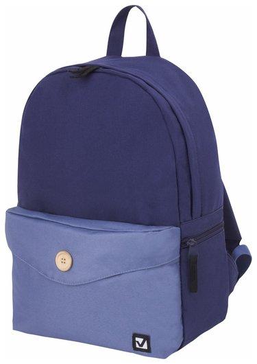 Рюкзак BRAUBERG универсальный, SYDNEY Blue, 38*27*12 см  Brauberg