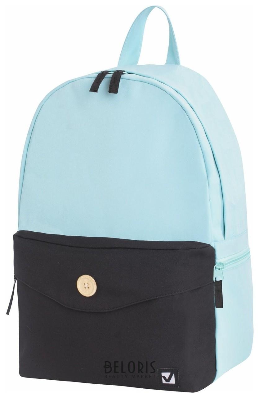Рюкзак BRAUBERG универсальный, SYDNEY Green&black, 38*27*12 см Brauberg