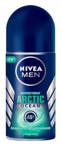 Дезодорант-антиперспирант шариковый Arctic Ocean Nivea Arctic Ocean