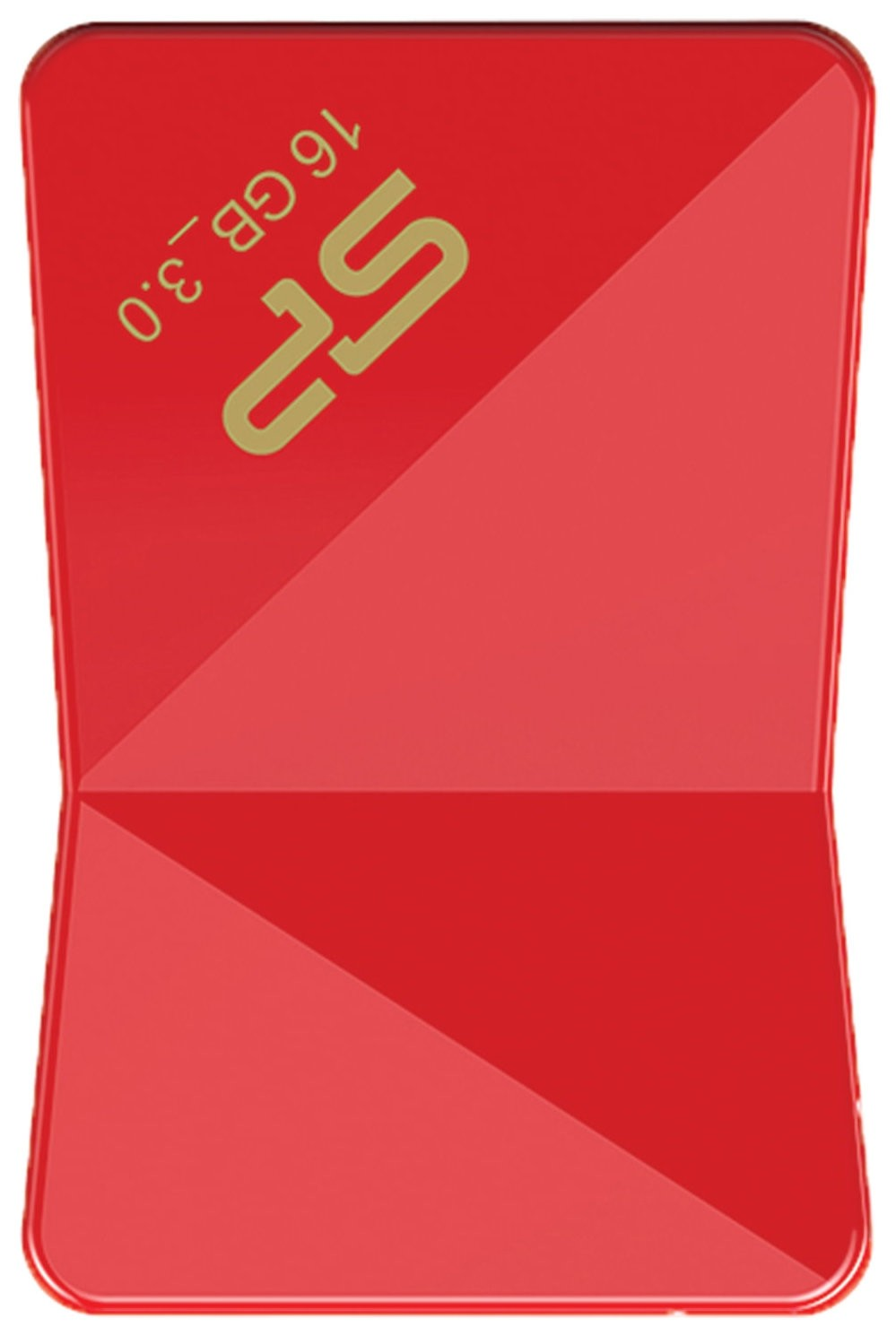 Флэш-диск 16 Gb Silicon Power Jewel J08 Usb 3.1, красный   Silicon power