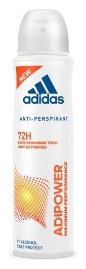 Дезодорант-антиперспирант спрей женский 72 ч Adipower  Adidas