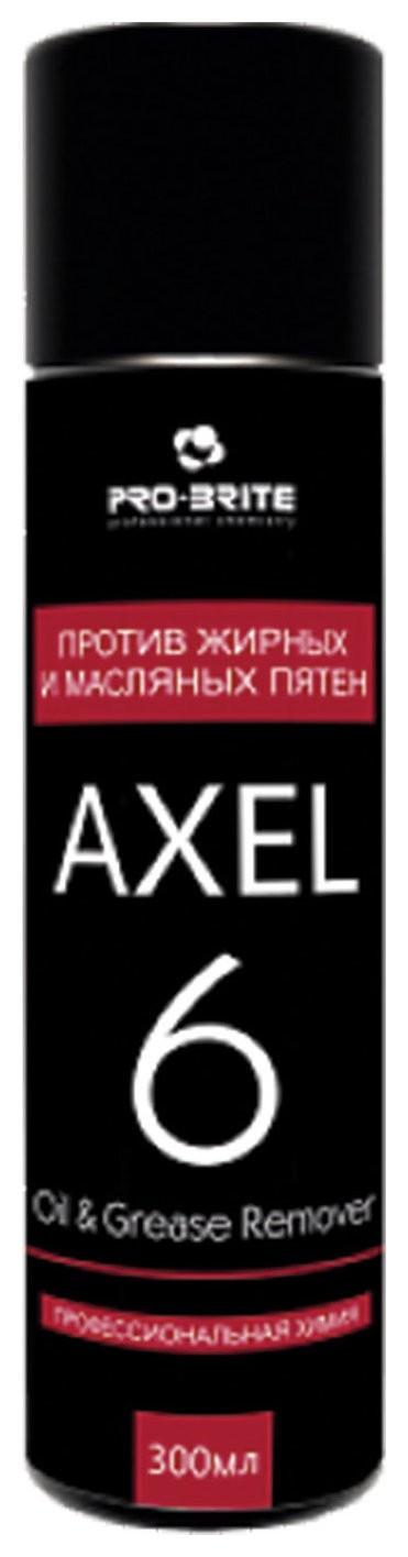 Средство для удаления пятен растительных и технических масел Axel-6 Oil & Grease Remover  Pro-brite