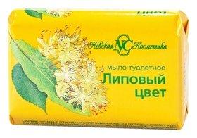 Мыло туалетное Липовый цвет  Невская косметика