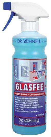 Средство для мытья стекол и зеркал Glasfee  Dr. Schnell