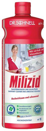 Средство для уборки санитарных помещений Milizid Dr. Schnell