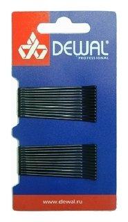 Невидимки прямые 50 мм 24 шт  Dewal