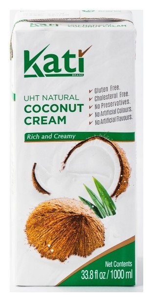 Сливки кокосовые Coconut Cream  Kati