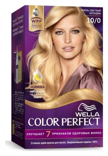 Краска для волос Color perfect  Wella Professional
