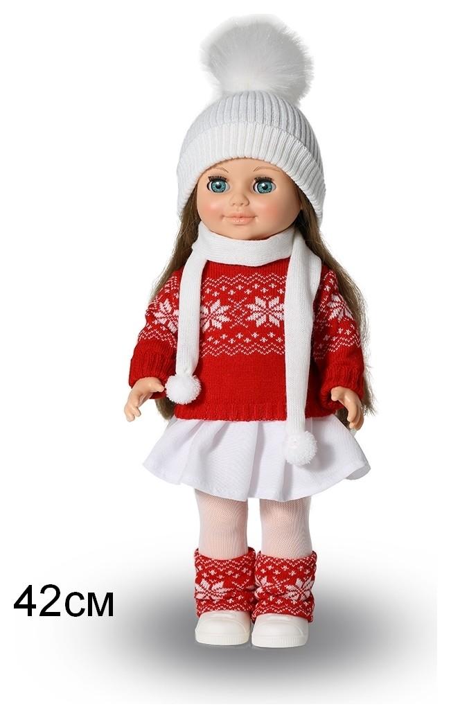 Анна Весна 21 (кукла пластмассовая озвученная)  Весна Игрушки