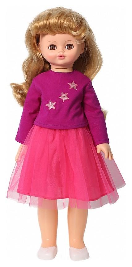 Алиса яркий стиль 1 (кукла пластмассовая озвученная)  Весна Игрушки