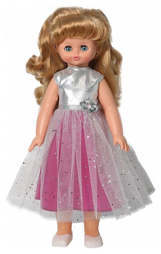 Алиса праздничная 1 (кукла пластмассовая озвученная)  Весна Игрушки