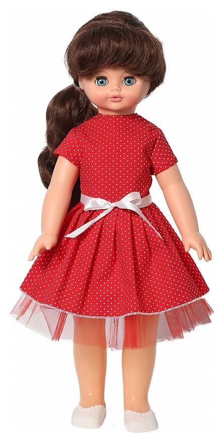 Алиса кэжуал 1 (кукла пластмассовая озвученная)  Весна Игрушки