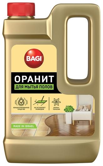 Средство для мытья пола Оранит  Bagi