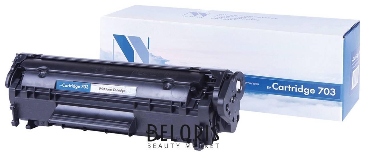 Картридж лазерный Nv Print (Nv-703) для Canon Lbp-2900/3000, ресурс 2000 стр. Nv print