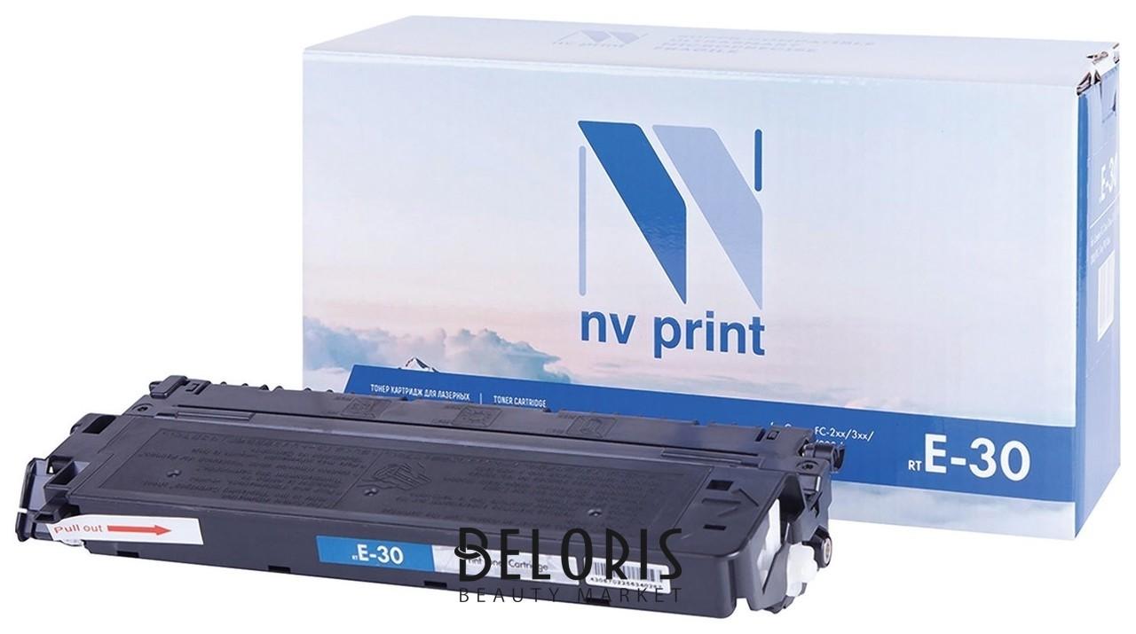 Картридж лазерный Nv Print (Nv-e30) для Canon Fc-206/210/230/336/pc860, ресурс 4000 стр. Nv print