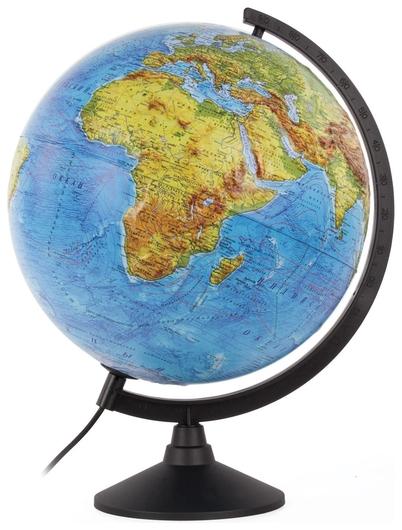 Глобус физический/политический, рельефный  Globen