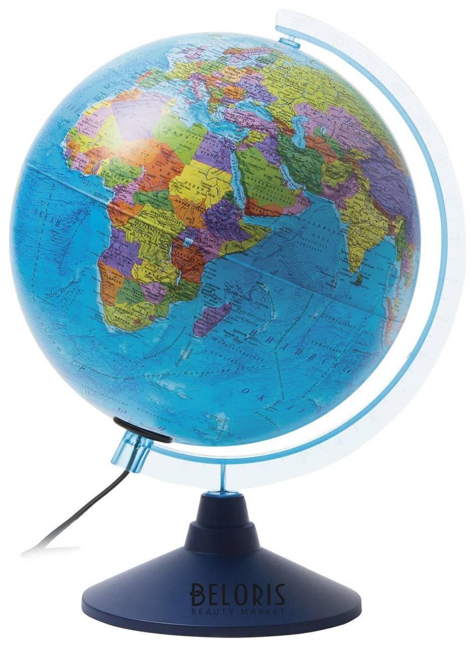 Глобус политический с подсветкой Классик евро Globen