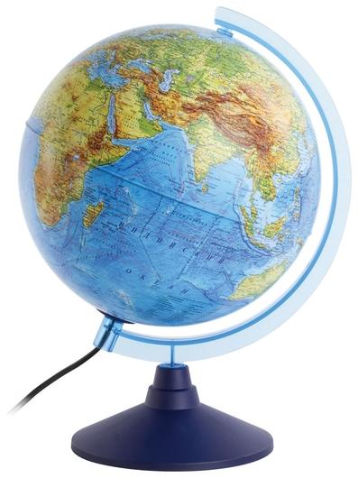 Глобус интерактивный физический/политический  Globen