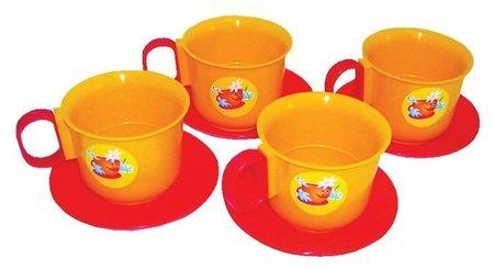 Набор чашек (8 предметов)  Плэйдорадо