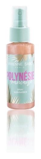 Хайлайтер спрей для лица и тела Polynesie Francaise Vivienne Sabo Polynesie Francaise