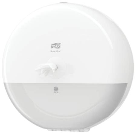 Диспенсер для туалетной бумаги TORK (Система T8) SmartOne, белый   Tork