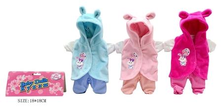 Одежда для куклы  КНР Игрушки