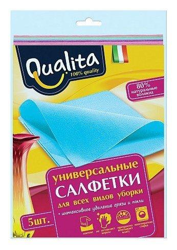 Салфетки из вискозы  Qualita