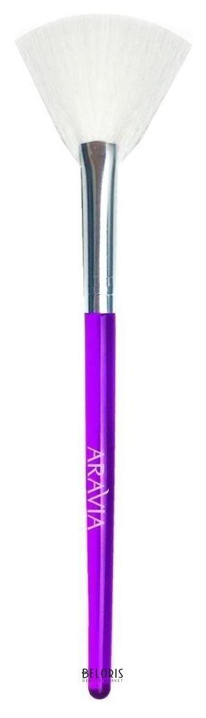 Кисть косметологическая для нанесения пилингов Aravia Professional