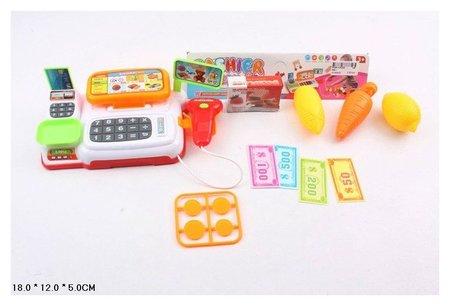 Кассовый аппарат с продуктами и деньгами  Shantou Gepai