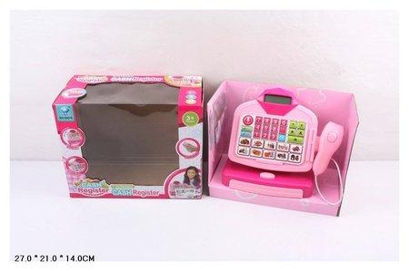Кассовый аппарат со сканером и экраном  Shantou Gepai