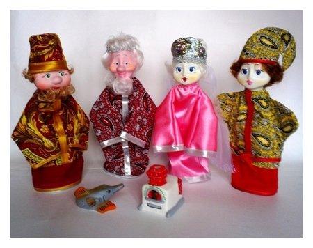 Кукольный театр По-щучьему велению