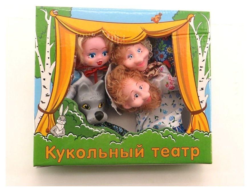 Кукольный театр Красная шапочка  Кудесники