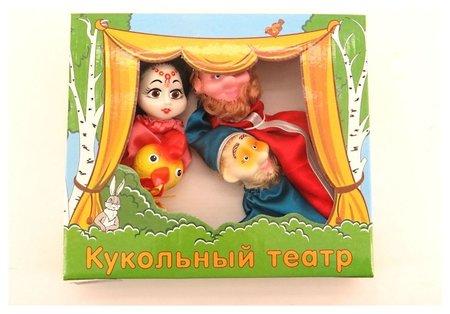 Кукольный театр Золотой петушок  Кудесники