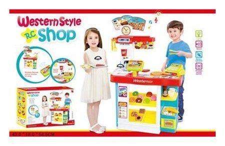 Игровой набор Магазин сладостей  КНР Игрушки