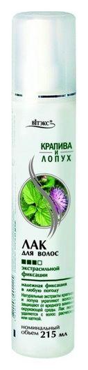 Лак для волос «Крапива и лопух» экстрасильной фиксации  Белита - Витекс