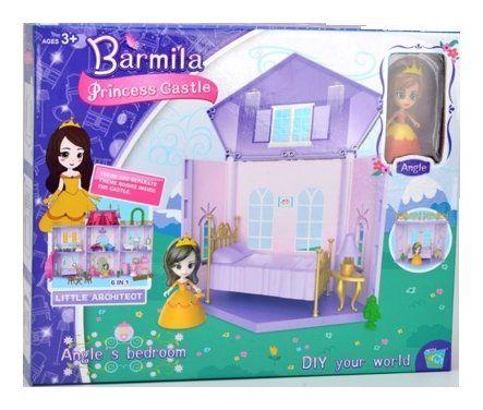 "Набор ""Комната принцессы: спальня""  КНР Игрушки"