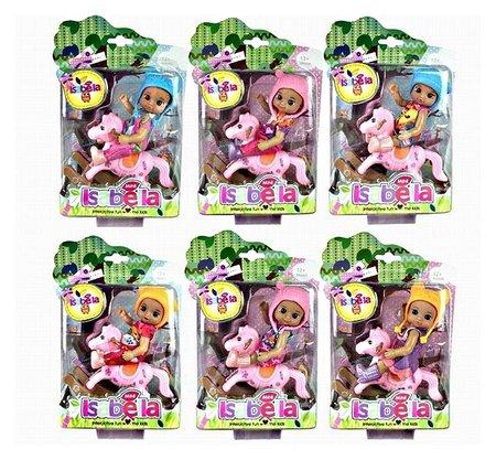 Кукла на качалке  КНР Игрушки