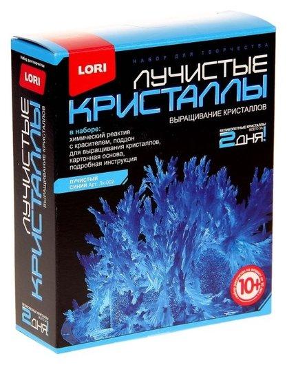 Набор для творчества Синий кристалл  Lori