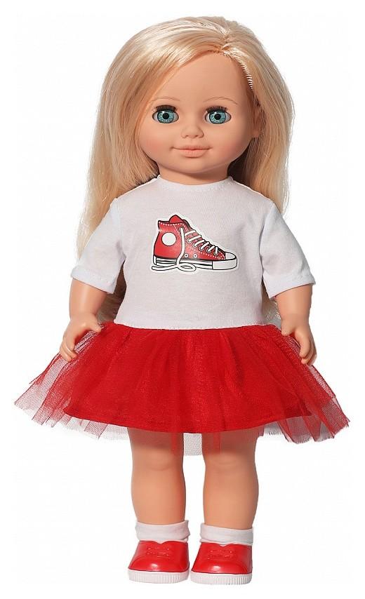 Анна яркий стиль 1 (кукла пластмассовая озвученная)  Весна Игрушки