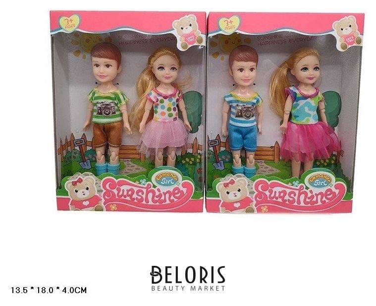 Куколки в наборе КНР Игрушки